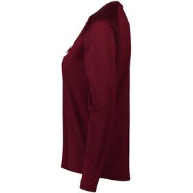 POC Reform Enduro Langarm Trikot Damen propylene red